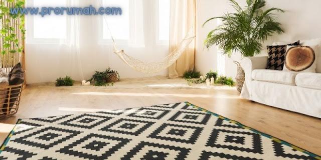 Penggunaan Karpet