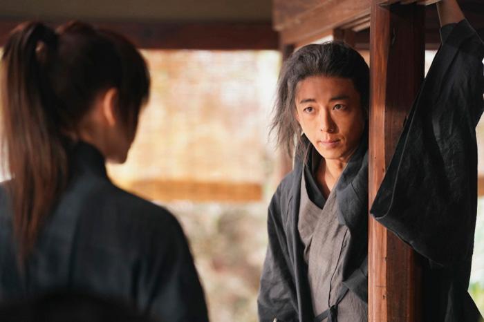 Rurouni Kenshin: The Beginning live-action film - Keishi Otomo