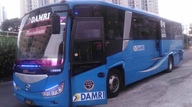 Tarif Damri Bandara Soekarno Hatta ke Merak & Jadwalnya