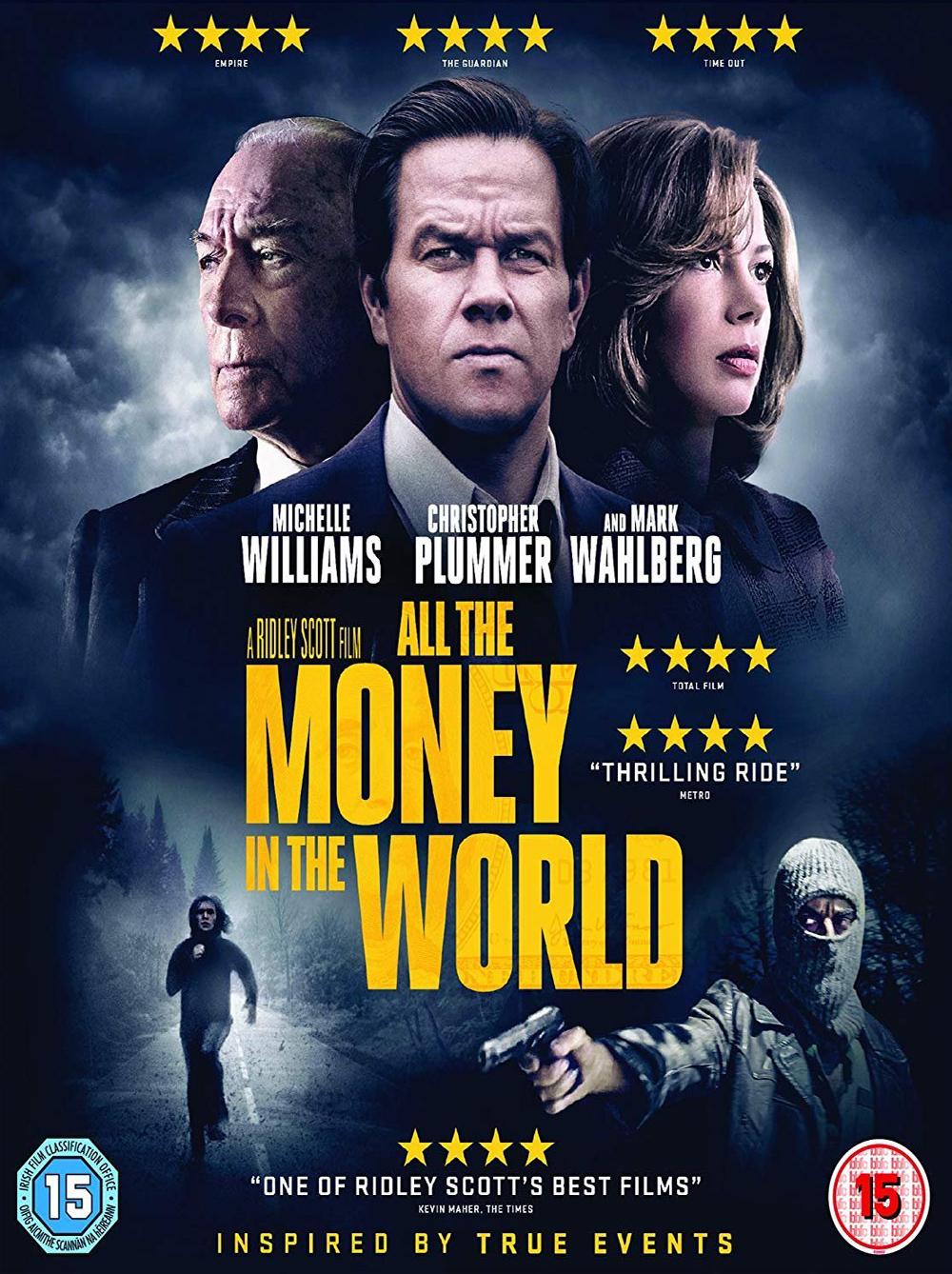 All the Money in the World 2017