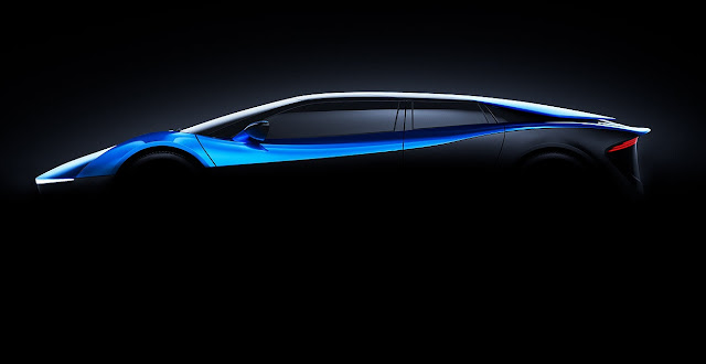 Elextra Tease Electric Supercar Capable Of 0-100km/h In Sub 2.3s
