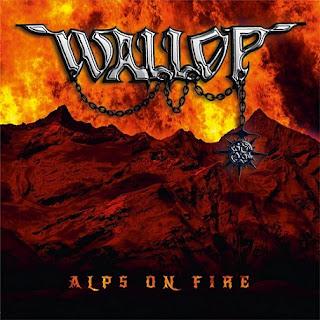 """Ο δίσκος των Wallop """"Alps on Fire"""""""