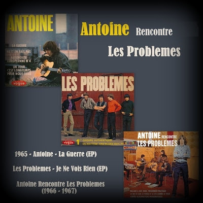 Antoine &Les Problemes