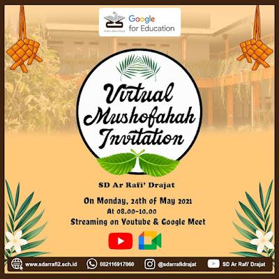 Virtual Mushofahah SD Ar Rafi Drajat 2021