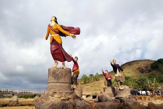 Kisah Putri Nyale - Lombok NTB