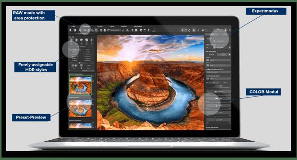 أفضل برنامج لتحويل الصور الي HDR للمصورين المحترفين