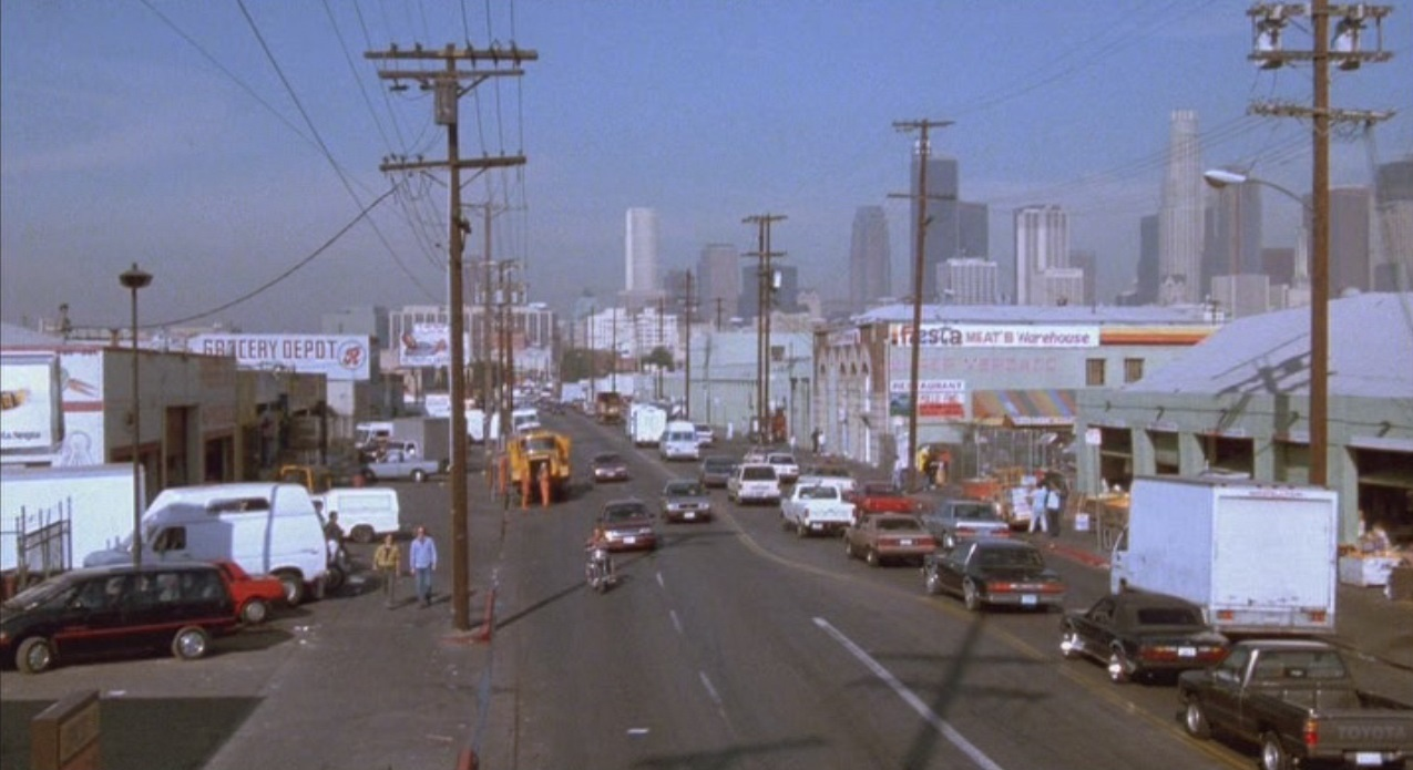 Filming Locations Of Chicago And Los Angeles Harley