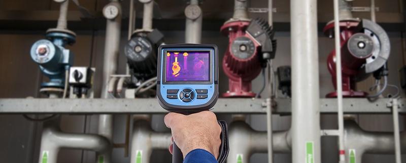 A importância da termografia na manutenção preditiva