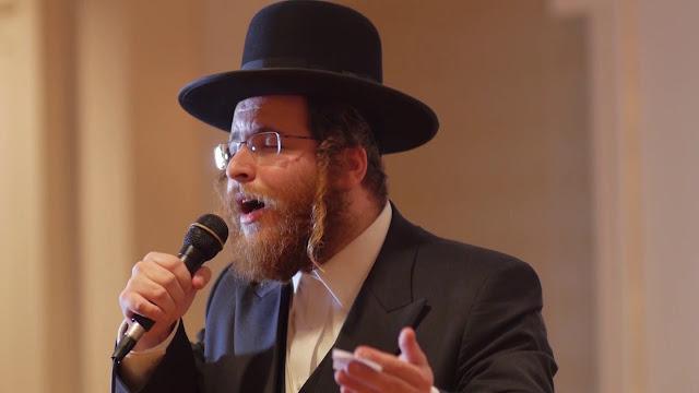 הבדחן שלמה יעקב וועבער גראמט אויס בר מצוה בחור'ל