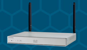 Cisco: Routing, Switching, and Wi-Fi in Cisco ISR 1000