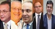 Cinco nomes são cotados para vice de Weverton por indicação de Carlos Brandão em 2022