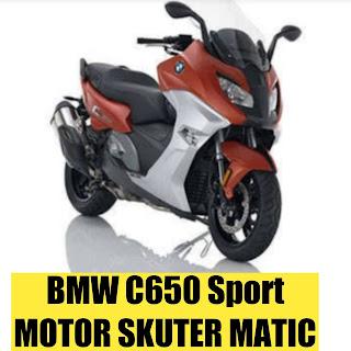 Motor Skuter Matic