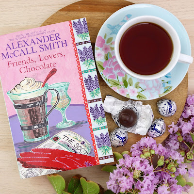 Alexander McCall Smith Friends, Lovers and Chocolates Book Review