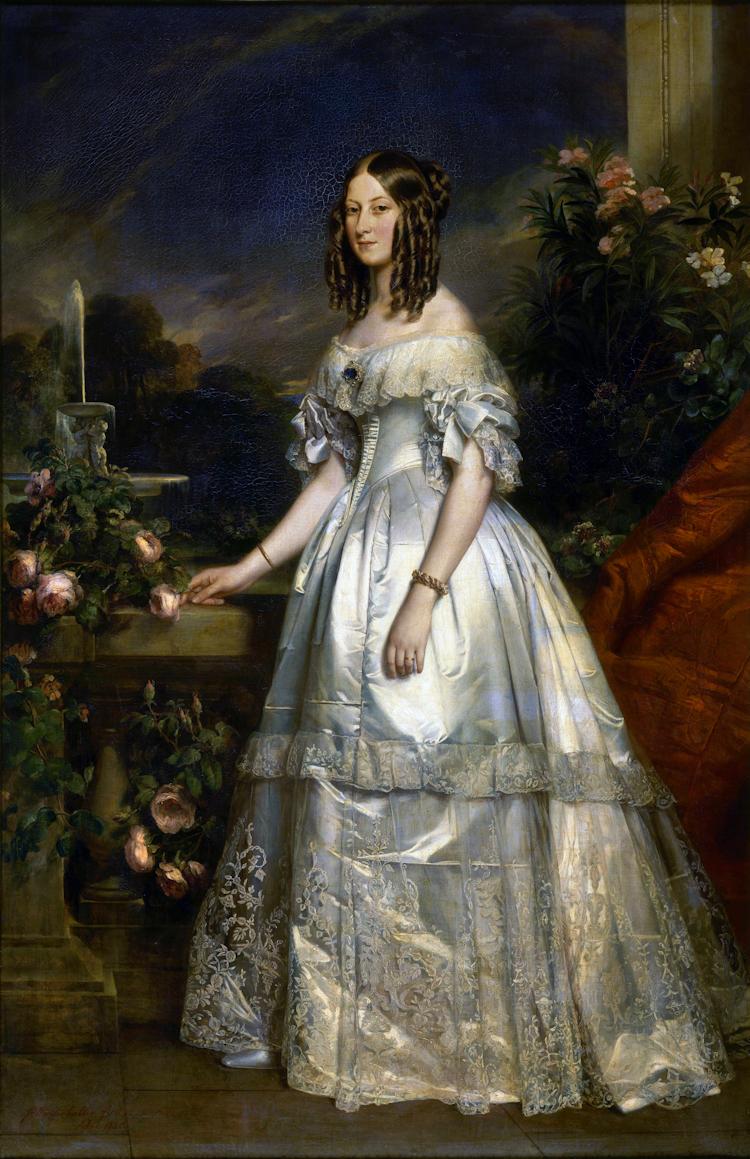 Gods And Foolish Grandeur Victoire Duchesse De Nemours
