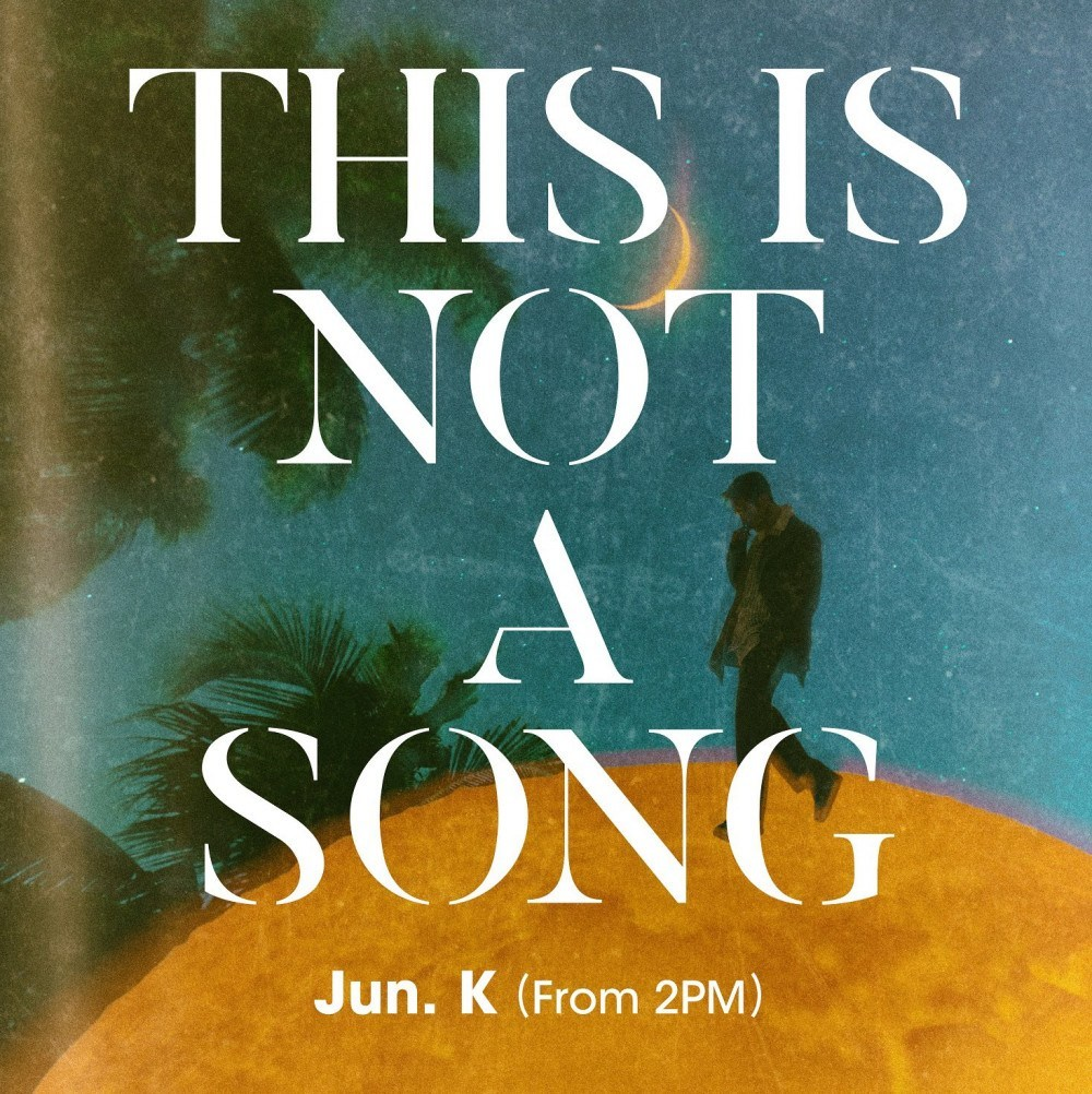 2PM's Jun.K Announce Online Concert and The Release of The Latest Single