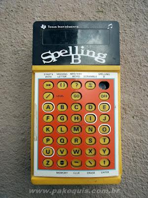 Spelling B