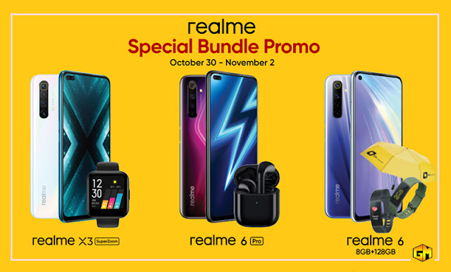 realme holiday sale gizmo manila