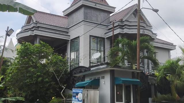 Rumah Hasanuddin Mas'ud Sepi, Security: Bapak di Jakarta, Ibu Sudah 2 Hari di Bontang