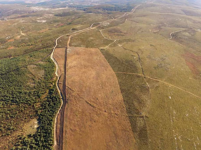 Roman camp of 10,000 people discovered in northern Portugal