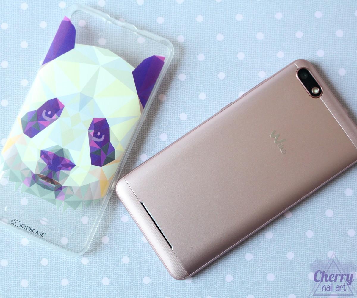 coque-téléphone-panda-animal-géométrique-clubcase