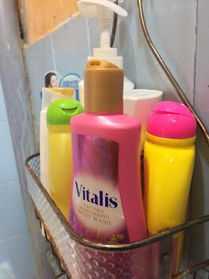 pengalaman mandi parfum dengan vitalis body wash