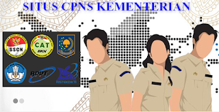 CEK LOWONGAN DAN FORMASI CPSN kementerian lembaga badan pusat
