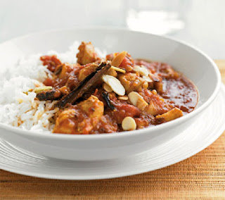 chicken balti with whole spices recipe
