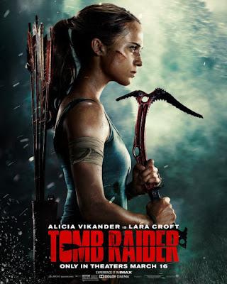 Tomb Raider 2018 English 720p HDTC 850MB