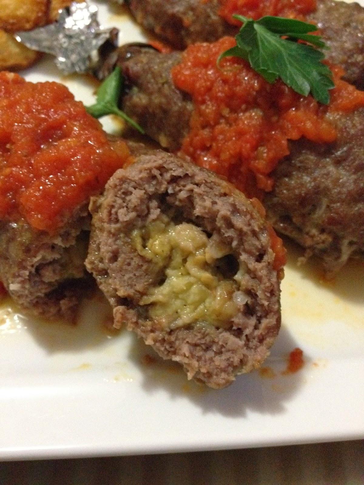 Köfte Mantolu Patlıcan Tarifi – Ana Yemek Tarifleri
