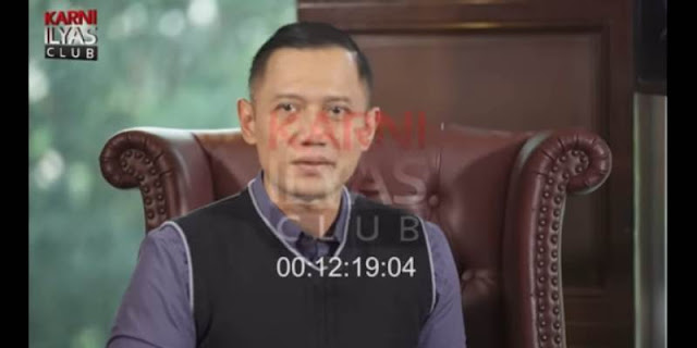 Salim Said Tuding SBY Kudeta Demokrat, AHY: Itu Tidak Masuk Akal