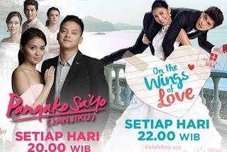 Jadwal Tayang Sinetron Terbaru MNCTV On the Wings of Love