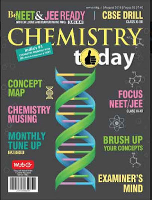 Chemistry Today August 2018