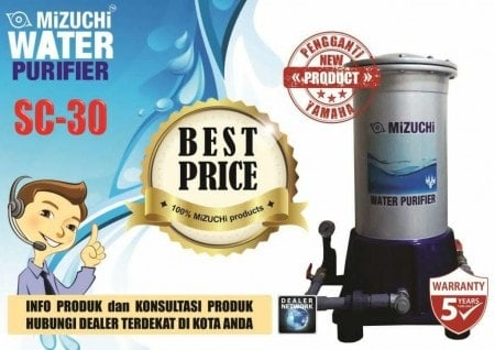 MiZUCHi Water Purifier type SC-30