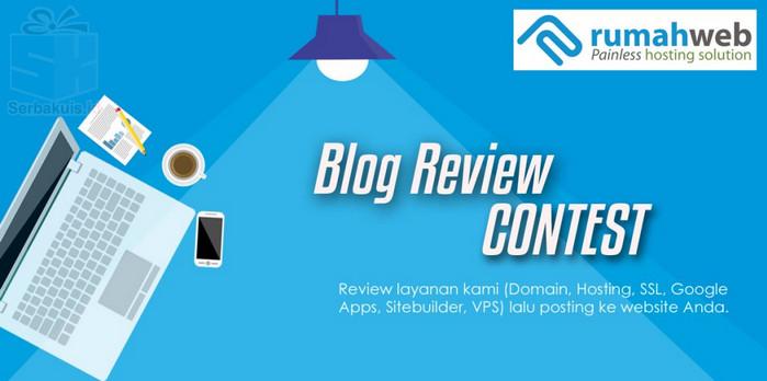 Rumahweb Blog Review Contest Berhadiah XIAOMI Mi4i