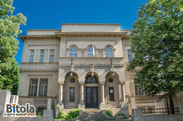 Bulgarian consulate in Bitola, Macedonia