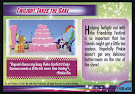 My Little Pony Twilight Takes the Cake MLP the Movie Trading Card