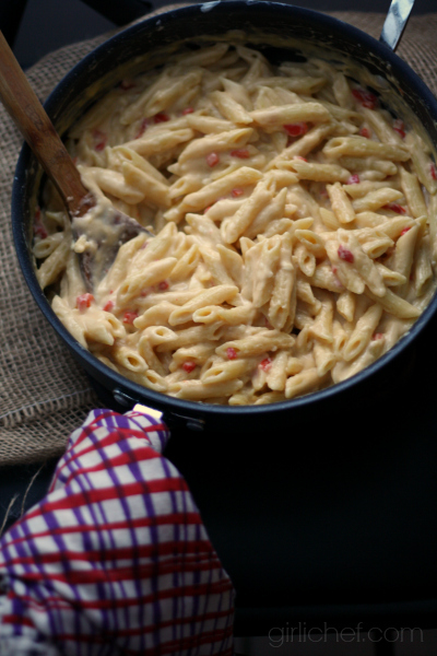 Pimiento Mac 'n Cheese