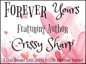Forever Yours Clean Romance Event featuring Crissy Sharp – 16 January