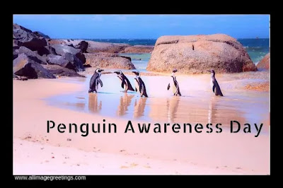 World Penguin Awareness Day image