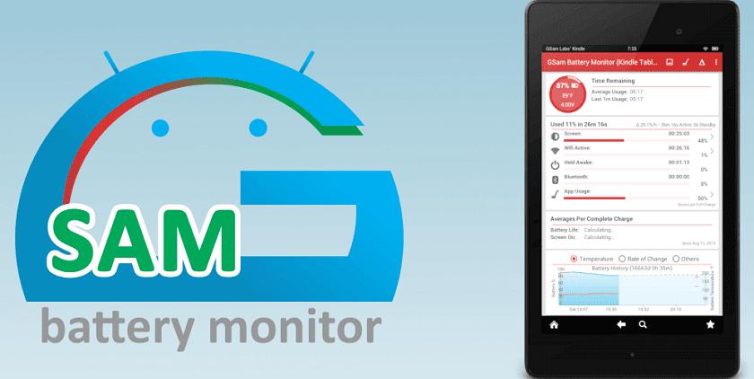 Gsam Battery Monitor Penghemat Baterai Android