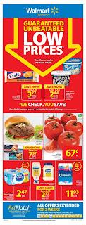 Walmart Supercentre Weekly Flyer valid June 20 - 26, 2019