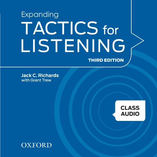 Tactics for Listening - Expanding 3rd Edition| Unit 1