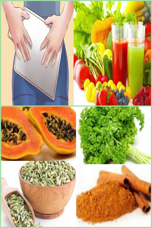 Remèdes naturels à la maison pour les périodes irrégulières