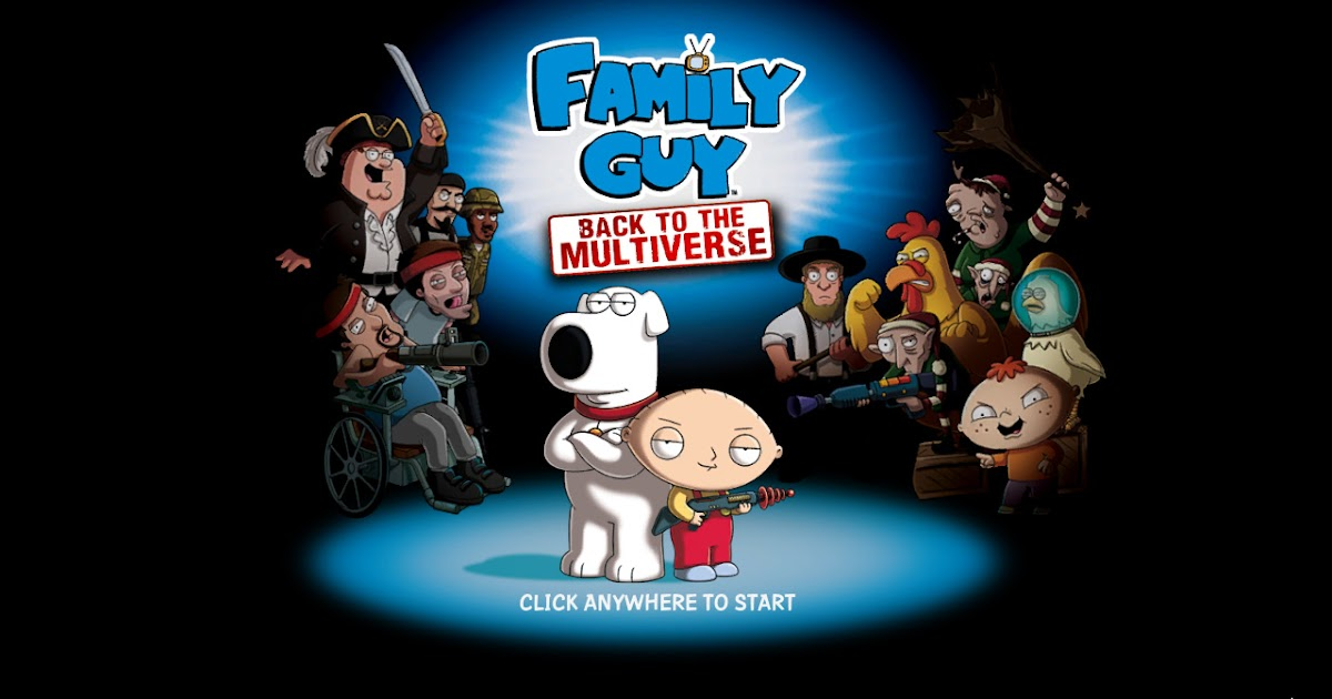 Family Guy: Back to the Multiverse - DOWNLOAD GAME