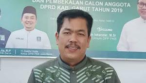 Sekretaris PKB, Pertanyakan Anggaran Didiskominfo Garut dan Anggaran Publikasi Covid Rp 700 Juta