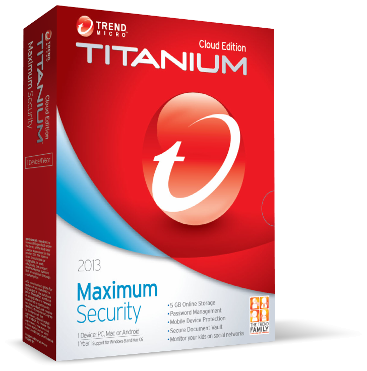 Trend Micro Presents Titanium 2012 Security Software | Enterprise IT