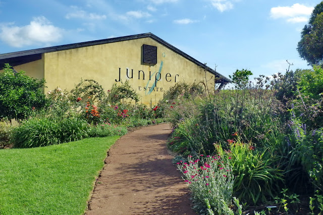 Juniper Estate, Weingut, MargaretRiver, Weintour, Cellardoor