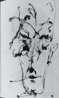 #diarioautomático. Dibujo de Emilio Gallego.
