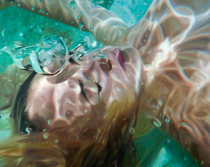В воде и под водой