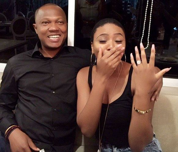 Stephanie Coker welcomes her first child with her husband, Olumide Aderinokun